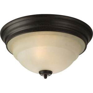 Torino - Two Light Flush Mount