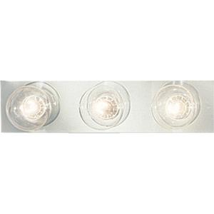 Broadway - 18 Inch Width - 3 Light - Line Voltage - Damp Rated