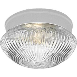 Fitter - One Light Flush Mount