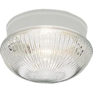 Fitter - Two Light Flush Mount
