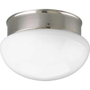 Fitter LED - Close-to-Ceiling Light - 1 Light in Traditional style - 7.5 Inches wide by 4.69 Inches high