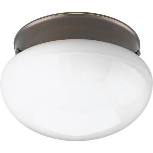 Fitter - One Light Flush Mount