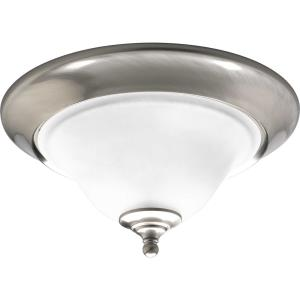 Trinity - Two Light Flush Mount
