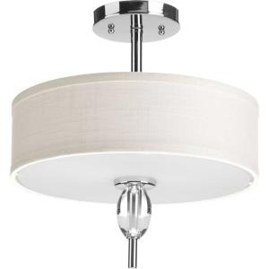 Status - Two Light Flush Mount
