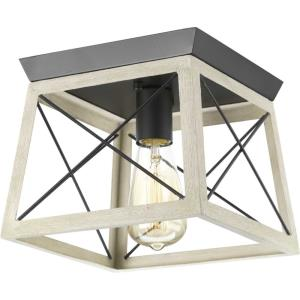 Briarwood - One Light Flush Mount