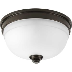 Topsail - Two Light Flush Mount
