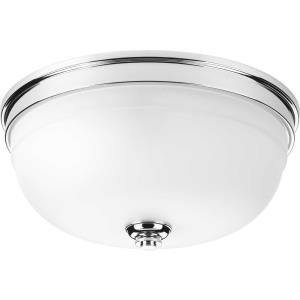 Topsail - 13.63 Inch Three Light Flush Mount