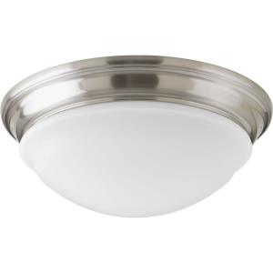 LED Flush Mount - 4.5 Inch Height - Close-to-Ceiling Light - 1 Light - Line Voltage - Damp Rated