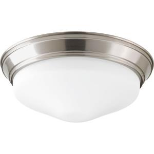 LED Flush Mount - Close-to-Ceiling Light - 1 Light in Modern style - 11 Inches wide by 4 Inches high