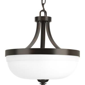 Topsail - Three Light Convertible Semi-Flush Mount