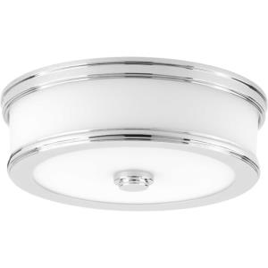 "Bezel - 10.5"" 17W 1 LED Flush Mount"