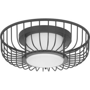 Finesse - 12.75 Inch 17W 1 LED Flush Mount