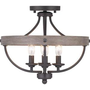 Gulliver - 12.625 Inch Height - Close-to-Ceiling Light - 4 Light - Line Voltage