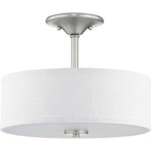 Inspire - Two Light Semi-Flush Mount