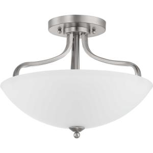 Laird - Three Light Convertible Semi-Flush Mount