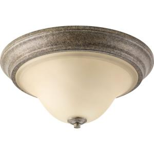 Spirit - Two Light Flush Mount
