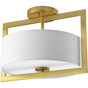 Harmony - Three Light Convertible Small Semi-Flush Mount