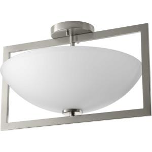 Harmony - Three Light Convertible Medium Semi-Flush Mount