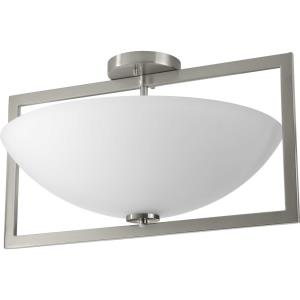 Harmony - Three Light Convertible Large Semi-Flush Mount