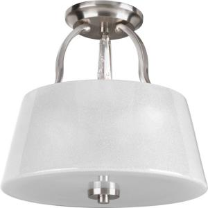 Dazzle - Three Light Semi-Flush Mount
