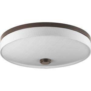 "Weaver - 16"" 34W 2 LED Flush Mount"