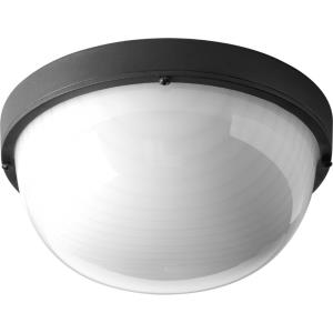 "Bulkheads - 9.5"" 17W LED Outdoor Wall/Ceiling Mount"