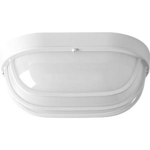 """Bulkheads - 6.5"""" 9W 1 LED Outdoor Wall/Ceiling Mount"""