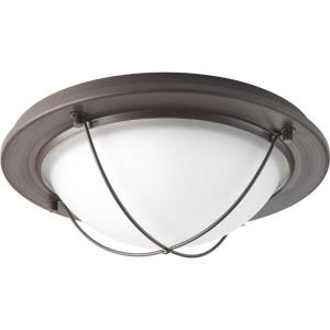 "Portal - 11"" 17W 1 LED Flush Mount"