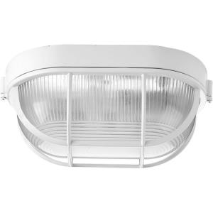 Bulkheads - Close-to-Ceiling Light - 1 Light in Coastal style - 6.31 Inches wide by 11.06 Inches high