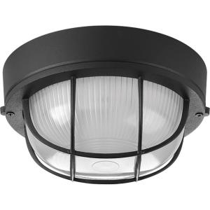 Bulkheads - Close-to-Ceiling Light - 1 Light in Coastal style - 7.88 Inches wide by 7.88 Inches high