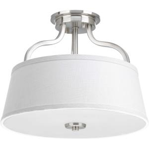 Arden - Two Light Convertible Semi-Flush Mount