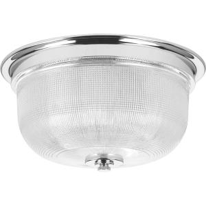 Archie - 6.25 Inch Height - Close-to-Ceiling Light - 2 Light - Bowl Shade - Line Voltage - Damp Rated