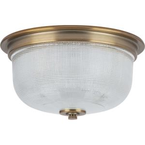 Archie - Two Light Flush Mount