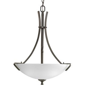 Wisten - 3 Light - Bowl Shade in Modern style - 18.13 Inches wide by 25 Inches high
