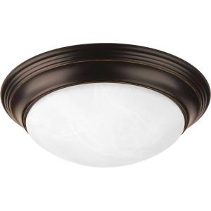 Melon - One Light Flush Mount