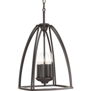 Tally - 11.88 Inch Four Light Foyer