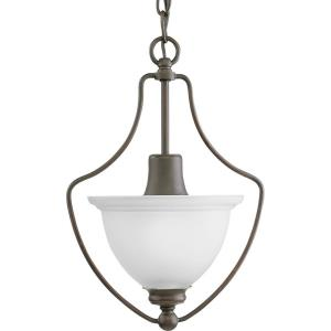 One-Light Foyer/Convertible Hanging Combo Fixture