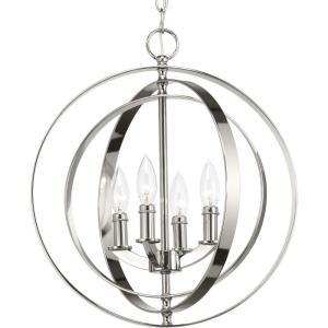 Equinox - Four Light Sphere Pendant