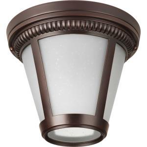 Westport - 9 Inch 17W 1 LED Outdoor Flush Mount