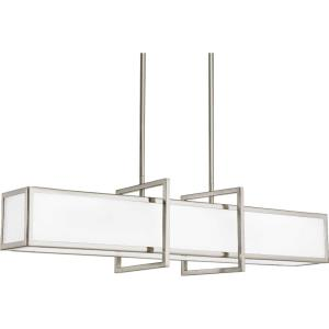 Haven - Four Light Linear Pendant