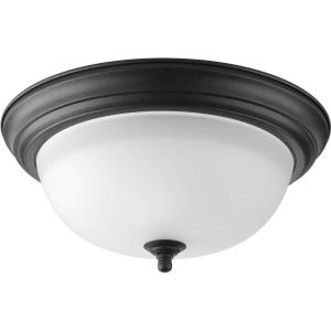 Melon - Two Light Flush Mount