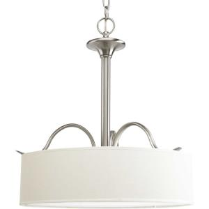 Inspire - Pendants Light - 3 Light in Transitional and Traditional style - 19 Inches wide by 21.5 Inches high
