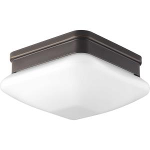 Appeal - One Light Square Flush Mount