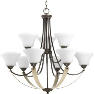 Noma - Chandeliers Light - 9 Light in Luxe and New Traditional and Transitional style - 34 Inches wide by 32 Inches high
