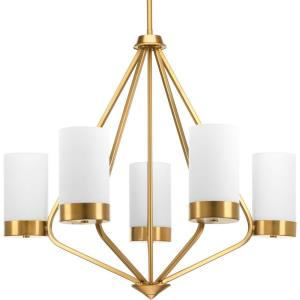 Elevate - Five Light Chandelier