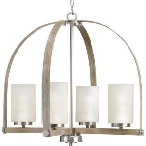 Aspen Creek - Four Light Chandelier