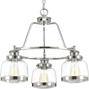 Judson - Three Light Chandelier