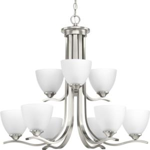 Laird - Chandeliers Light - 9 Light in Transitional and Traditional style - 27.75 Inches wide by 25.5 Inches high