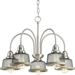 Tilley - Chandeliers Light - 5 Light in Coastal style - 24 Inches wide by 16.25 Inches high