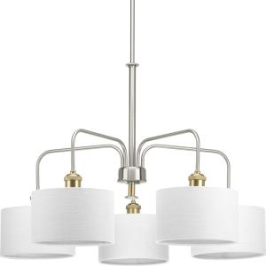 Cordin - Chandeliers Light - 5 Light in Farmhouse style - 30 Inches wide by 20 Inches high